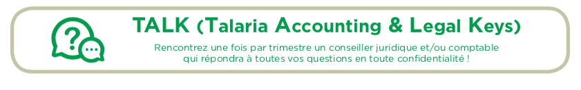 TALK Talaria Accounting & Legal Keys